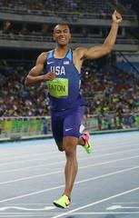 Athletics - Men's Decathlon 1500m