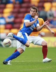 Motherwell v Everton Pre Season Friendly