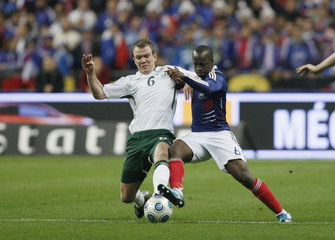 France v Republic of Ireland 2010 World Cup Qualifying European Zone - Play-Off Second Leg
