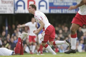 Portsmouth v Nottingham Forest npower Football League Championship