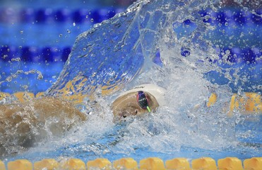 Swimming - Men's 200m Freestyle Semifinals