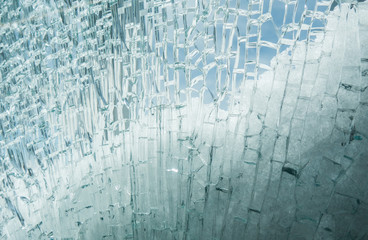 windshield cracked,abstract background