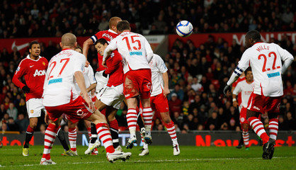 Manchester United v Crawley Town FA Cup Fifth Round