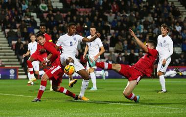 England v Canada - Under 20 International Friendly