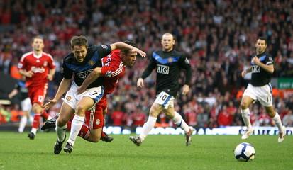 Liverpool v Manchester United Barclays Premier League