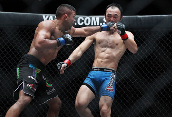 Soo Chul Kim v Bibiano Fernandes - World Bantamweight Title - ONE Fighting Championship