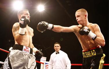 Gavin Rees v John Watson British Lightweight Title