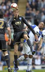 Blackburn Rovers v Portsmouth Barclays Premier League