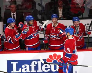 NHL: Washington Capitals at Montreal Canadiens