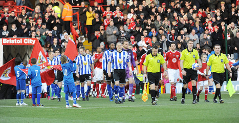 Bristol City v Sheffield Wednesday FA Cup Third Round