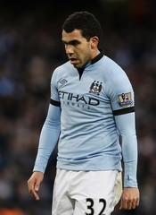Manchester City v Everton - Barclays Premier League