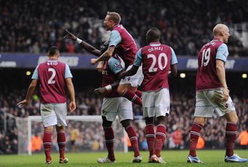 West Ham United v Chelsea - Barclays Premier League