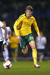 England v Lithuania - 2015 UEFA European Under 21 Championship Qualifying Group One