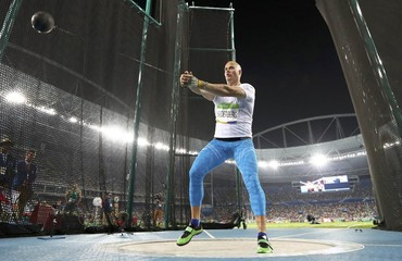 Athletics - Men's Hammer Throw Final