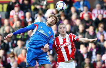 Stoke City v Hull City - Barclays Premier League