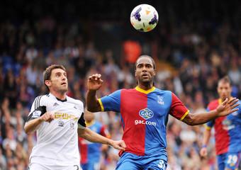 Crystal Palace v Swansea City - Barclays Premier League