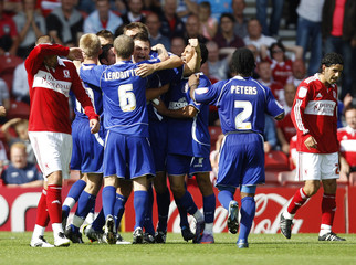 Middlesbrough v Ipswich Town npower Football League Championship