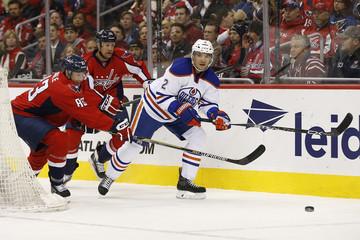 NHL: Edmonton Oilers at Washington Capitals