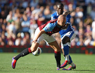 Aston Villa v Wigan Athletic Barclays Premier League