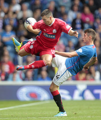 Rangers v Brechin City - Irn Bru Scottish Football League Division Two