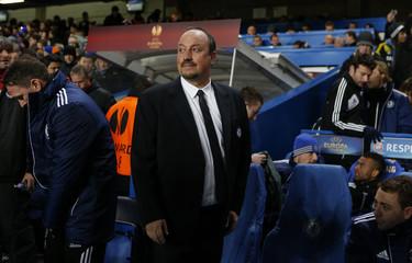 Chelsea v Sparta Prague - UEFA Europa League Second Round Second Leg