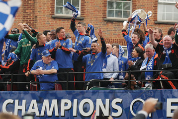 Chelsea - UEFA Champions League Winners Parade