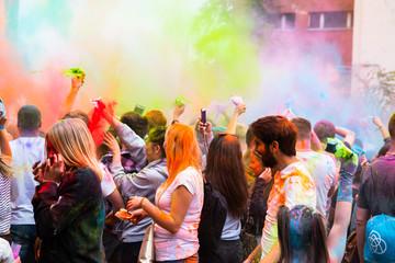 Holi Festival - kultura, rozrykwa, wolność