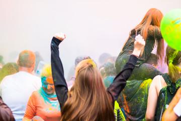 Holi Festival - kultura, rozrywka, wolność