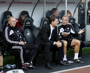 Swansea City v Wigan Athletic - Barclays Premier League
