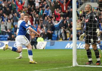Cardiff City v Millwall npower Football League Championship