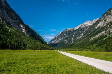 Biketour in den Alpen
