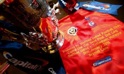 Capital One Cup Regional Trophy Media Day