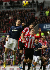 Sunderland v Tottenham Hotspur - Barclays Premier League