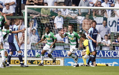 Yeovil Town v Tranmere Rovers Coca-Cola Football League One