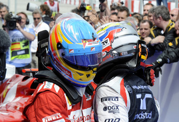 Spanish Grand Prix 2012