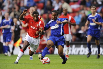 Charlton Athletic v Ipswich Town Pre Season Friendly