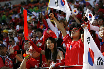 South Korea v Greece FIFA World Cup South Africa 2010 - Group B