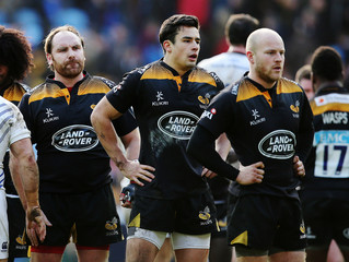 Wasps v Leinster - European Rugby Champions Cup Pool Two