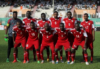 Football soccer - African Nations Cup qualifiers - Ivory Coast v Sudan