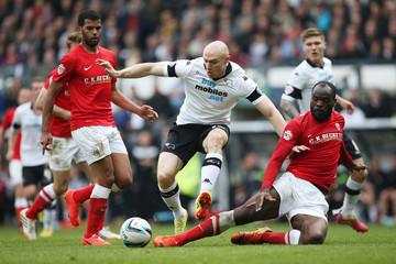 Derby County v Barnsley - Sky Bet Football League Championship