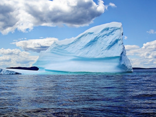 Photo sur Aluminium Iceberg in Ocean of Newfoundland