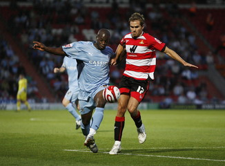 Doncaster Rovers v Coventry City Coca-Cola Football League Championship