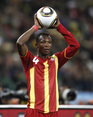 Uruguay v Ghana FIFA World Cup Quarter Final - South Africa 2010