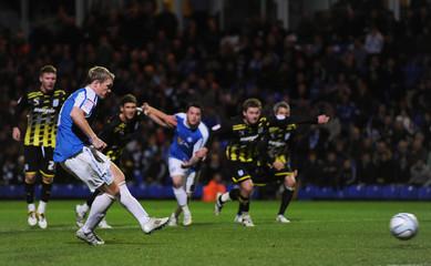 Peterborough United v Cardiff City npower Football League Championship