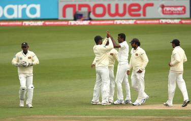 England v Sri Lanka npower Test Series First Test