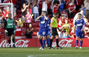 Middlesbrough v Ipswich Town Coca-Cola Football League Championship