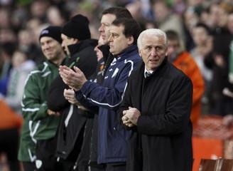 Republic of Ireland v Georgia 2010 World Cup Qualifying European Zone - Group Eight