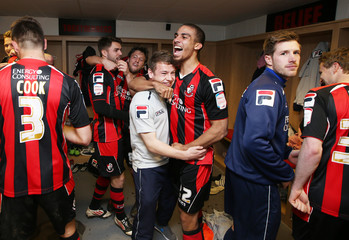 AFC Bournemouth v Carlisle United - npower Football League One