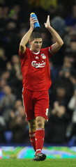 Everton v Liverpool Barclays Premier League
