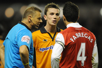 Wolverhampton Wanderers v Arsenal Barclays Premier League